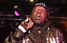 Phife Dawg Performs At Tattoo.