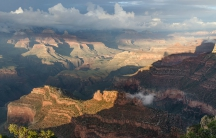Grand Canyon, from Powell Point on the South Rim