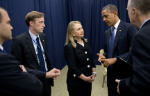 Hillary, Jake and Barry