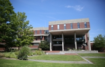 Hampshire College library