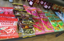 French candies at MA France in Lexington, Massachusetts.
