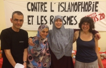 A group in Paris meets to forge friendships across racial lines