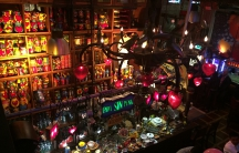 The interior of Andres Carne de Res