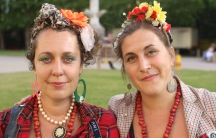The Seed Sistas are herbalists hoping to bringing a wider appreciation of traditional English medicines.