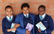 Students at COSAT.