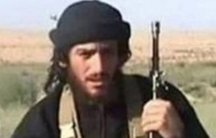 IS spokesman and head of external operations Abu Muhammad al-Adnani is pictured in this undated handout photo, courtesy the U.S. Department of State.