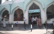 Mosque Musa in Mombasa