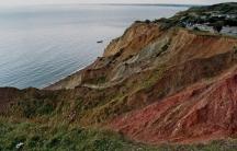 Isle of Wight coastal area