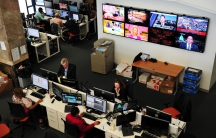 At its peak Al-Jazeera America employed some 850 staff across 12 US news bureaus and a state-of-the art television studio in New York.