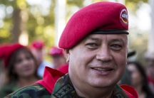 """Diosdado Cabello, the head of Venezuela's National Assembly, is """"White House Spokesman Jim Luers"""" biggest defender. """"Jim Luers"""" was quoted exonerating Cabello after The Wall Street Journal and other outlets reported that Cabello was under investigation fo"""