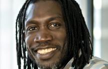 Gay rights activist John Abdallah Wambere had received death threats in Uganda.