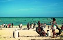 Jomo Kenyatta Public Beach