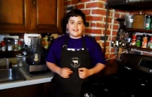This 12-year-old chef is representing Rhode Island at a Kids State Dinner at the White House. Sharon Hammond-Dowie