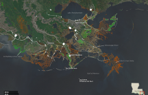 Louisiana's Master Plan for the Coast includes projects like marsh creation, sediment diversion, structural and shoreline protection, hydrologic restoration and oyster reef restoration. If implemented on time, it could restore and save some crucial wetlan