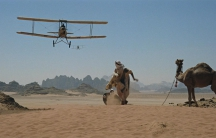Some of the sweeping scenes of Arabia in the 1962 movie Lawrence of Arabia were actually filmed in Morocco.