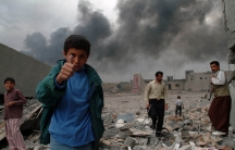 The Iraq War in 2004, captured by Canadian photojournalist Rita Leistner