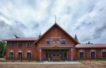 Lesnoe Ozero is a Russian language camp located in Bemidji, MN.