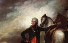 Louis-Marie, Vicomte de Noailles, in 1798. A portrait by Gilbert Stuart of Philadelphia.