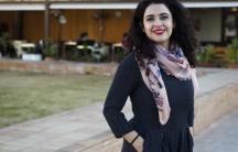 Syrian-Galician journalist and activist Leila Nachawati Rego.