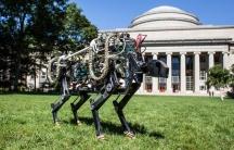 MIT robo-cheetah