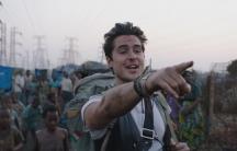 Actor Ben Schnetzer plays photojournalist Dan Eldon in the bio-pic The Journey is the Destination.