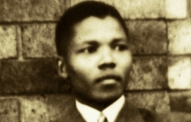 Nelson Mandela, as a young man, before he gave his famous Rivonia speech