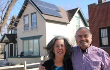 When Manny and Roz de Lizarriturri moved from the Philadelphia area to Pueblo, Colorado, their electricity bills jumped 30 to 40 percent. So, the couple installed solar panels.