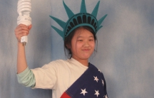 Maya Ludtke, Chinese-born, adopted and raised by a Caucasian American mother, embraces both cultures