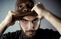Médine is a French rapper from Le Havre of Algerian heritage.