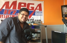 Daniel Melendez is program director for TSJ Media, which runs three Spanish-language radio stations in Ohio, including La Mega, and puts out out Spanish-language newspapers and magazines all over the Mid-West.