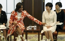 Michelle Obama in Japan