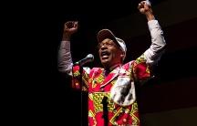 Michael Rogers as Mugabe