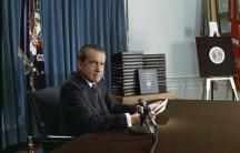 Nixon Watergate tapes