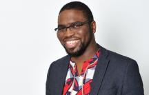 BBC World Service presenter Nkem Ifejika.
