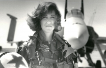 US Navy Lieutenant Tammie Jo Shults