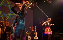 Monsieur Periné at the House of Blues Boston.