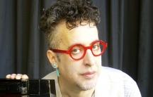 Brooklyn-based piano player Richard Bennett.
