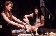 "Nicole Kidman and Sandra Bullock in ""Practical Magic"""