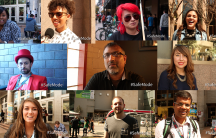 A compilation of people who spoke to PRI's The World at the South By Southwest festival in Austin, Texas.