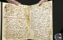 This Quranic manuscript found in the library of the University of Birmingham is one of the oldest surviving copies of the Islamic text in the world. Radiocarbon dating indicated that the parchment is around 1,370 years old.