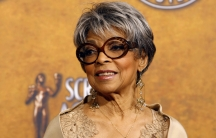 Actress Ruby Dee in 2008