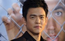 """John Cho attends the premiere of """"Harold and Kumar Escape from Guantanamo Bay"""" in Los Angeles April 17, 2008."""
