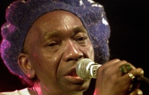 Thomas Mapfumo's music was banned by the country's state-owned media.