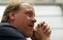 Former MLB player Curt Schilling, pictured here in 2011, should listen to America Abraod to develop a better understanding of the shifting attitudes of American Jews.