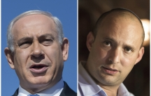 Israeli coalition partners Prime Minister Benjamin Netanyahu and Economy Minister Naftali Bennett have lately been at each other's throats.