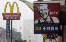 Shanghai Husi Food - a major supplier to many foreign fast-food chains in China, including McDonald's and KFC has been accused of using tainted meat.