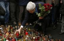 John Kerry in Ukraine