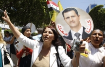 Syrians voted on Tuesday in an election expected to deliver an overwhelming victory for President Bashar al-Assad but which his opponents have dismissed as a charade.