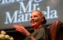 Nelson Mandela's former private assistant Zelda la Grange. Her memoir traces the 43-year-old's upbringing in an Afrikaans family that considered Mandela a terrorist to her improbable appointment to his office when he became president in 1994, and her clos