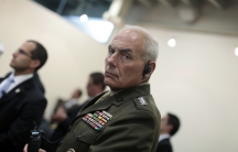 Retired US Marine Corps Gen. John Kelly